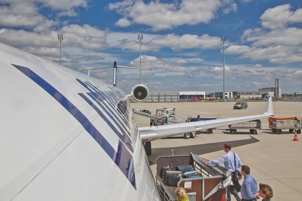 CRJ 900 Lufthansa Leipzig