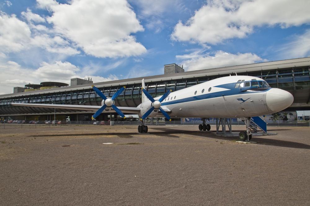 Lufthansa Ilyushin IL-18