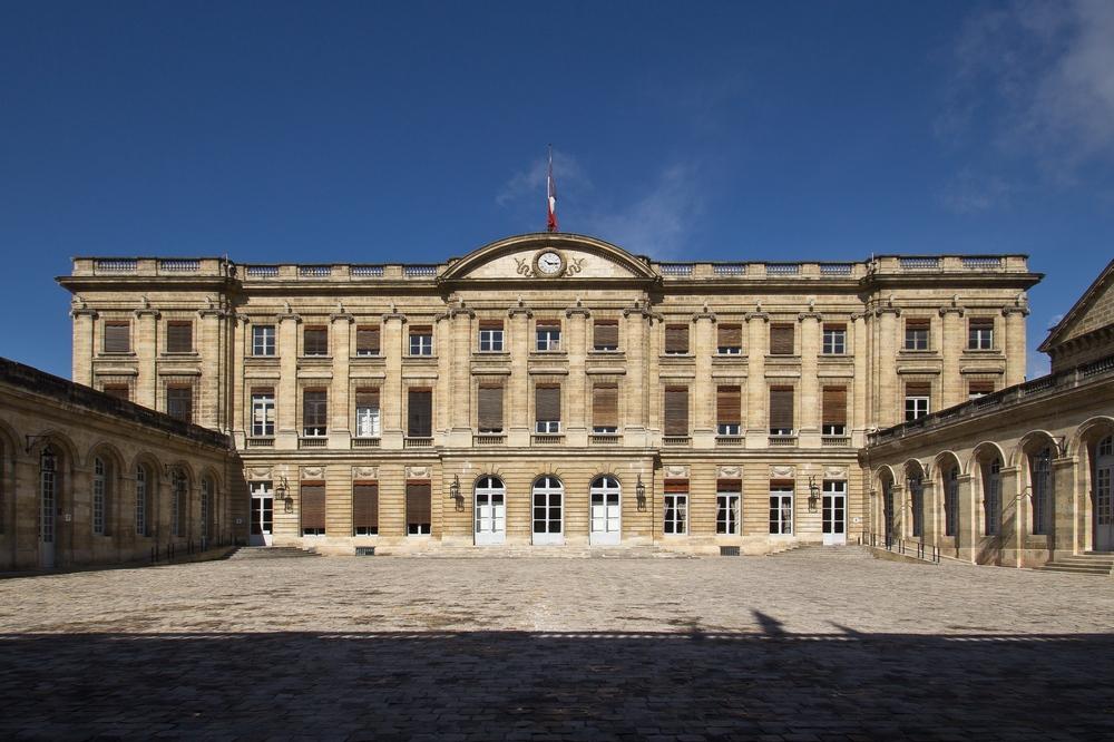 Palais Rohan - Mairie de Bordeaux