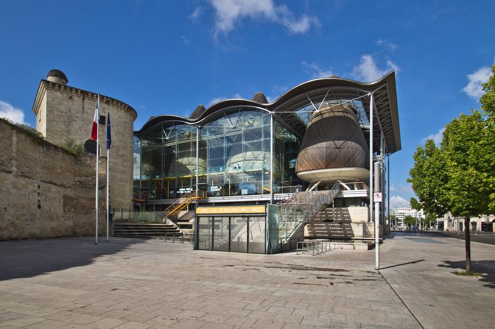 Gerichtsgebäude Justizpalast Bordeaux