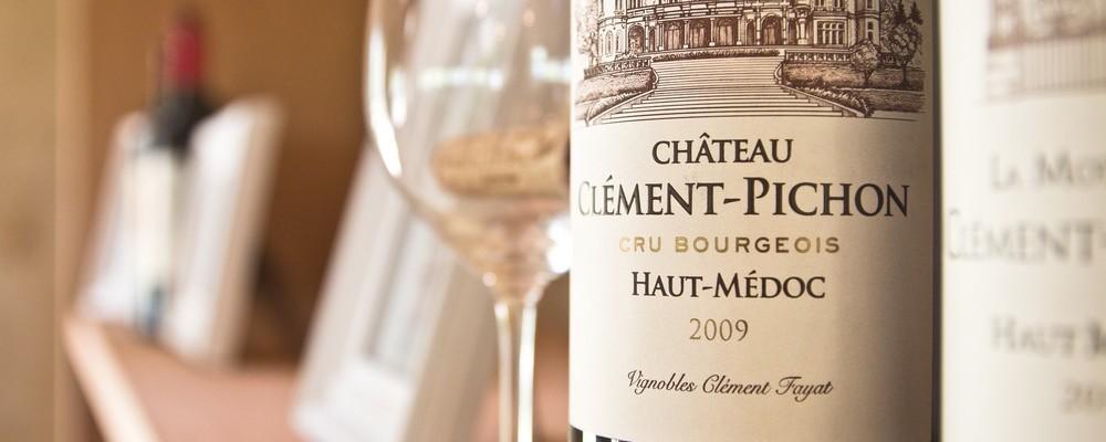 Fete le vin Chateau Wein Bordeaux