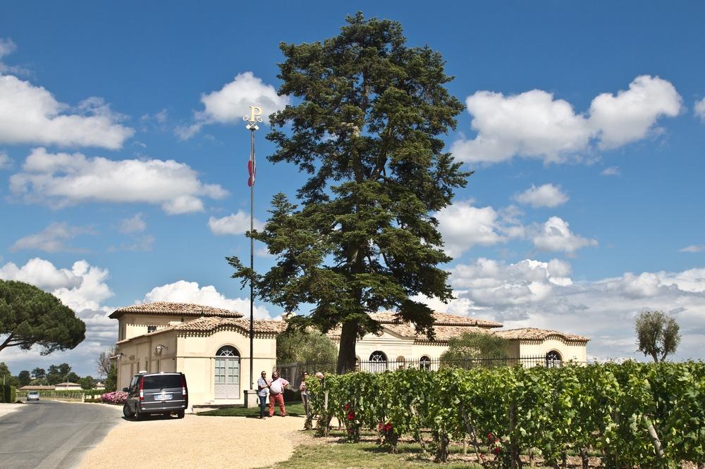 Saint-Émilion Wein Bordeaux