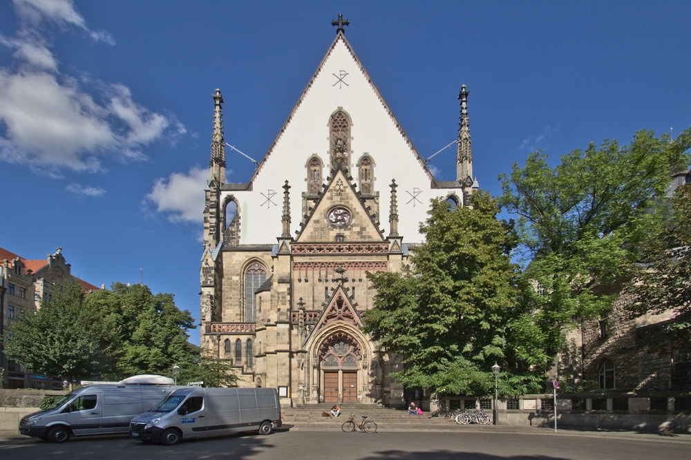 Kirche Leipzig