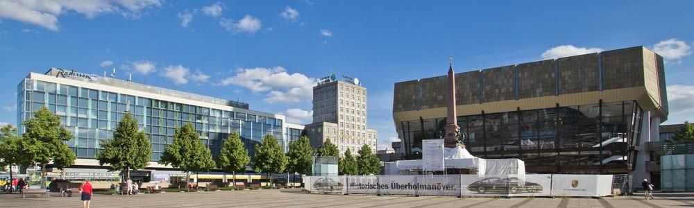 Gewandhaus Leipzig Augustusplatz