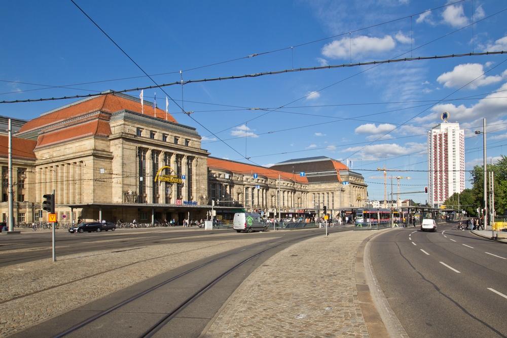 Altstadt Bahnhof Leipzig