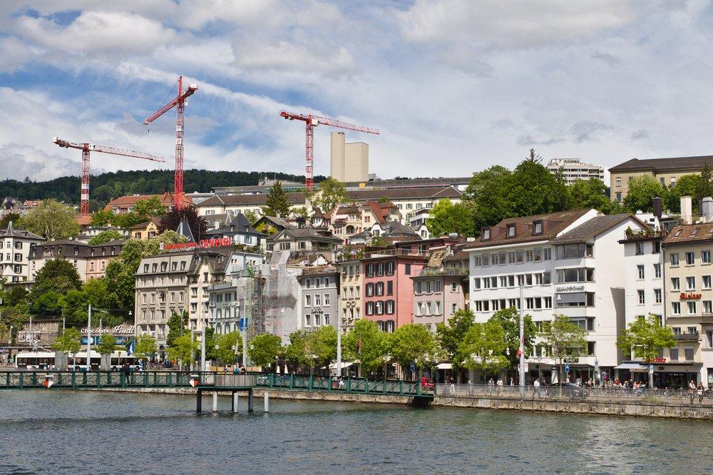 Zürich City Innenstadt