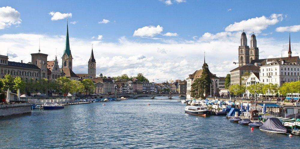 Innenstadt Zürich City