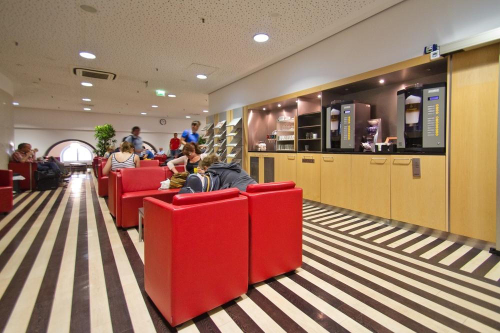 DB Lounge München Bahnhof