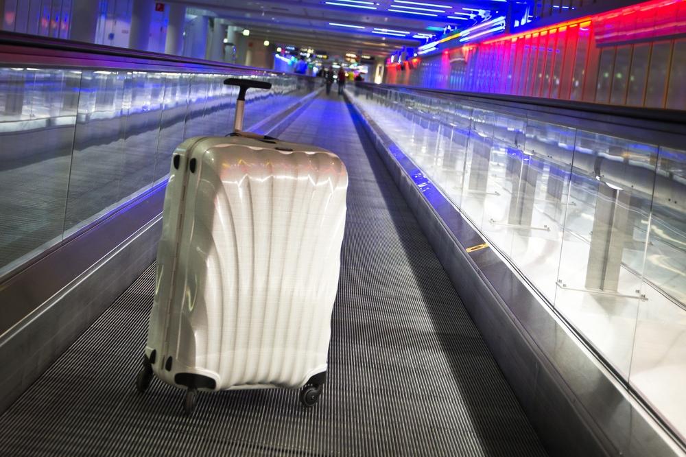 Samsonite Koffer Flughafen München