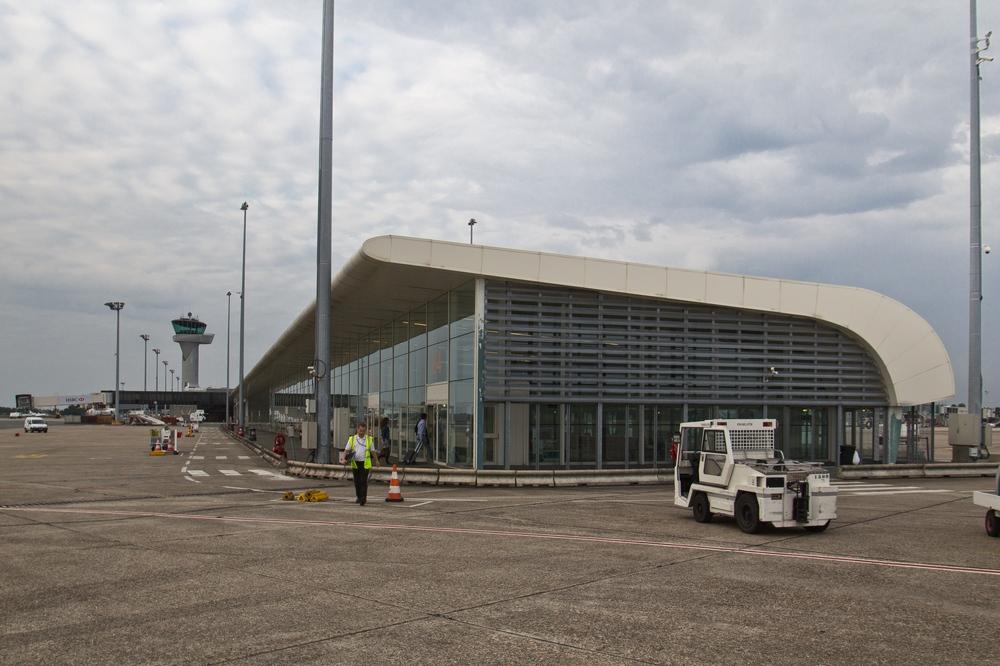 Airport Bordeaux Flughafen