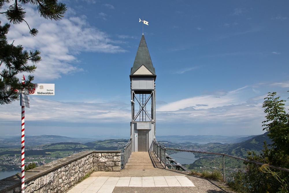 Hammetschwand (1'132 m ü. M.)