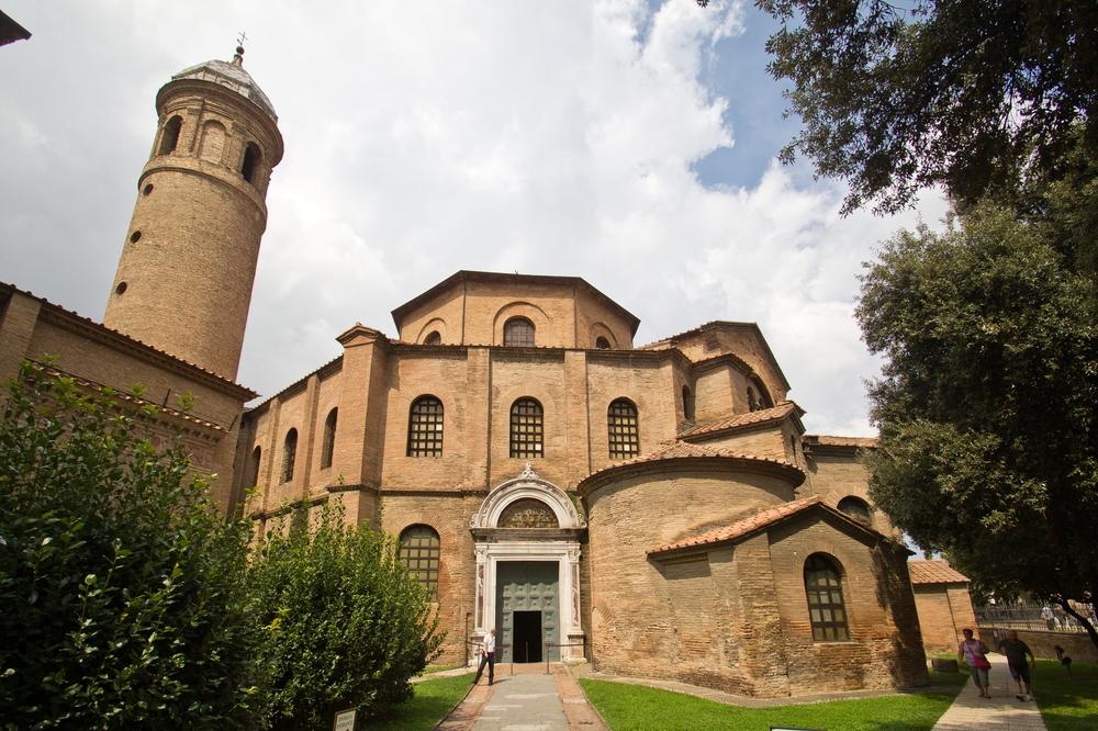 Basilica di San Vitale Ravenna MS Europa 2