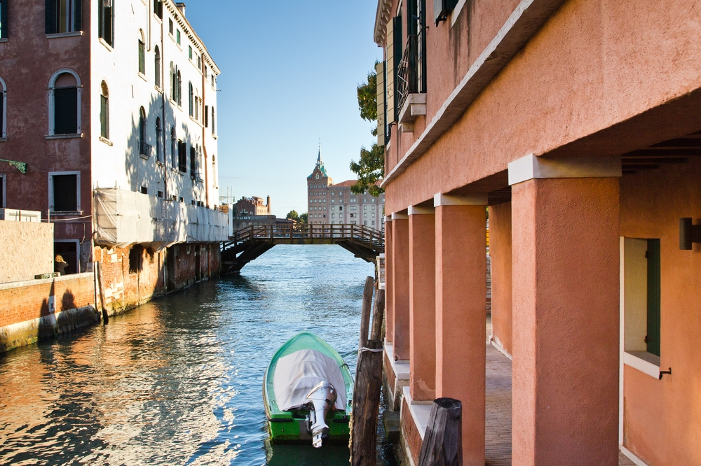 Kreuzfahrt Europa 2 Venedig Ponte dell'Accademia