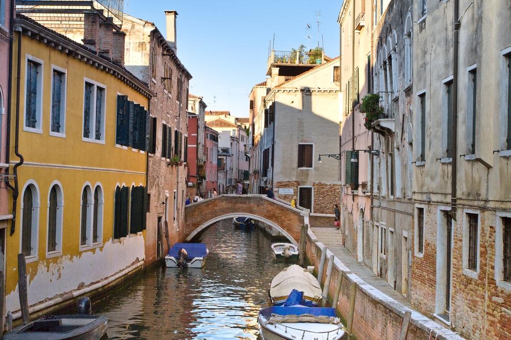 Kreuzfahrt Europa 2 Venedig