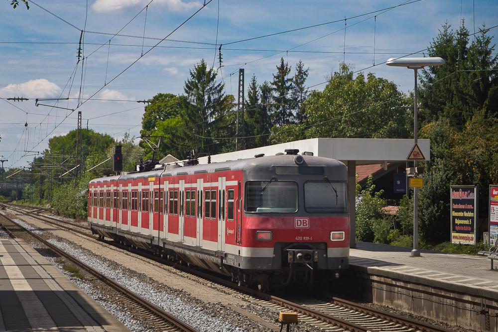 München S-Bahn Flughafen
