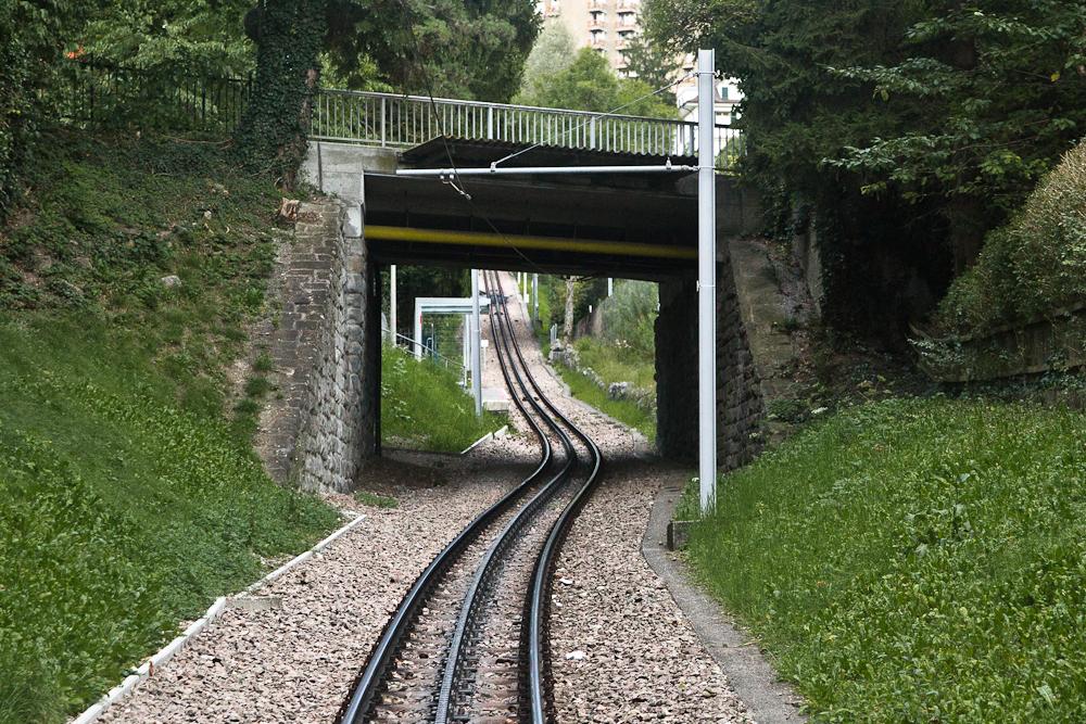 Dolderbahn Zahnradbahn Zürich