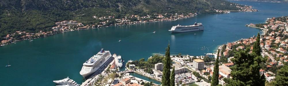 Kotor Montenegro MS Europa 2 Kreuzfahrt