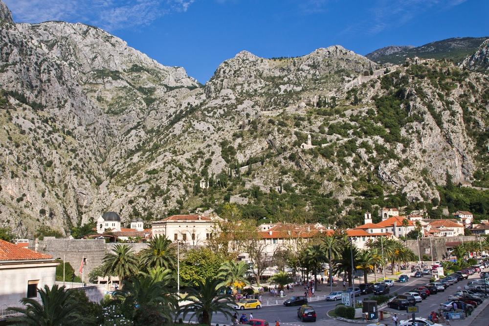Wanderung Kotor Bucht Montenegro