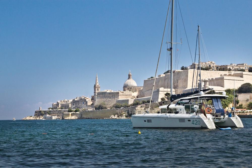 Hafen Sightseeing Malta Valetta
