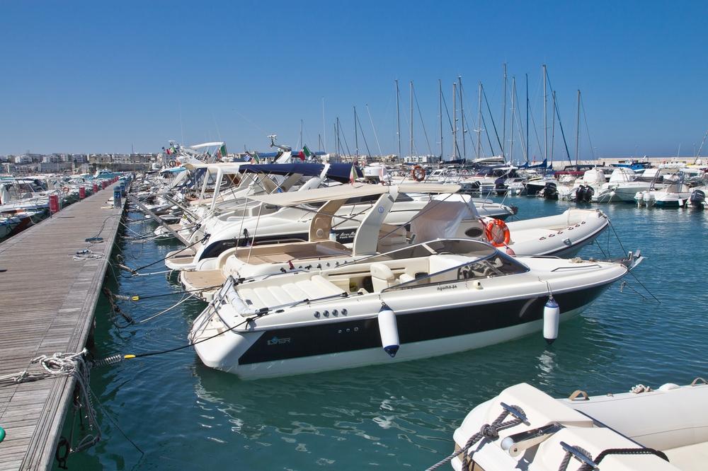 Hafen Otranto Kreuzfahrt MS Europa 2