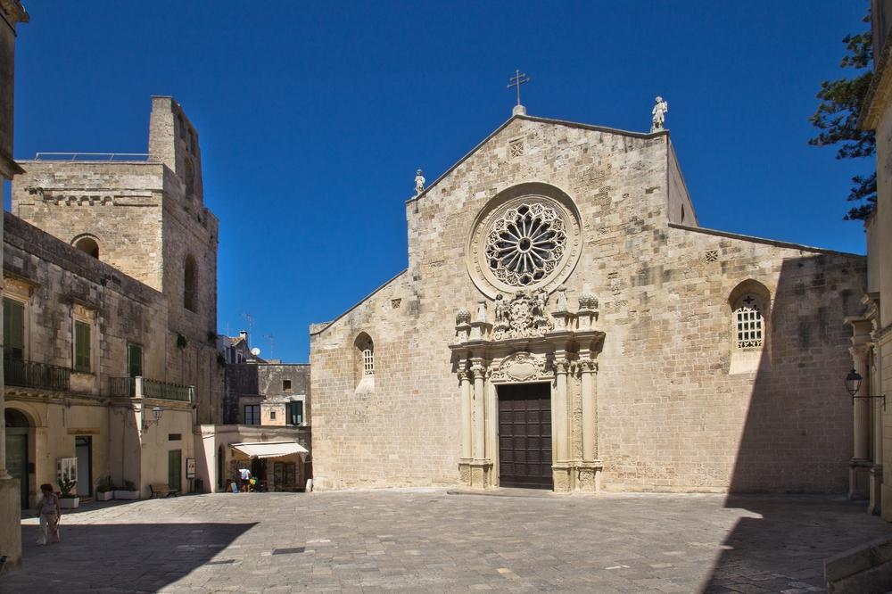 Die Kathedrale von Otranto MS Europa 2 Kreuzfahrt