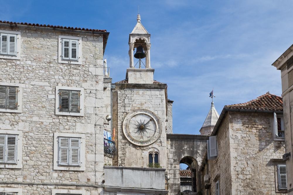 Platz Split Kroatien MS Europa 2