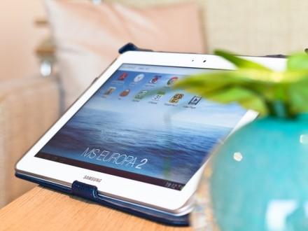 MS Europa 2 Tablet PC Samsung Galaxy Tab