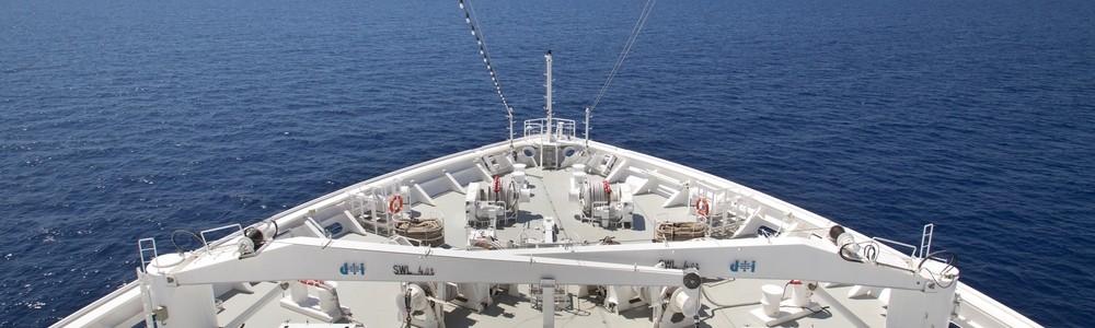MS Europa 2 Bug Kreuzfahrt