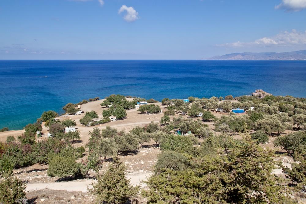 Bad Bäder der Aphrodite Zypern Reisebericht Paphos Rundreise