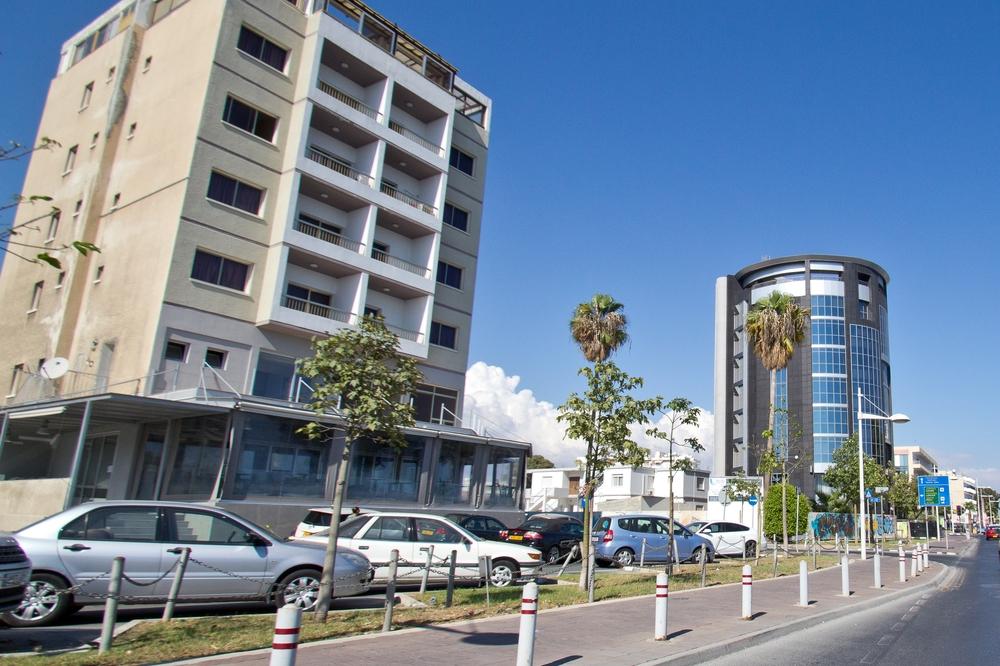 Limassol Lemesós Strand Promenade