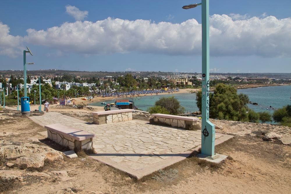 Agia Napa Strand Strände Zypern