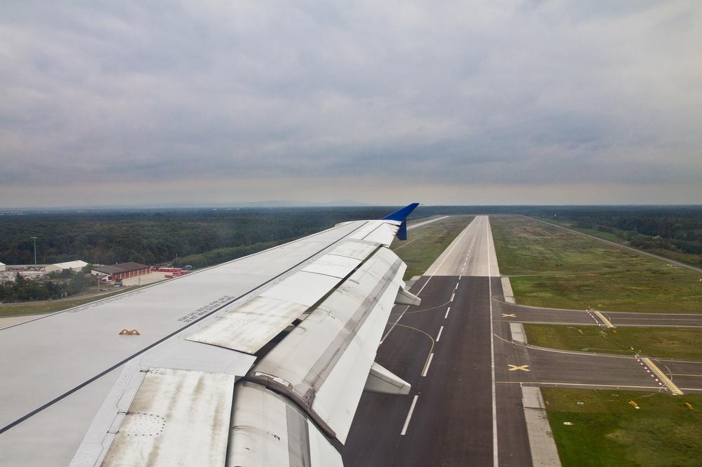 Startbahn West Flughafen Frankfurt