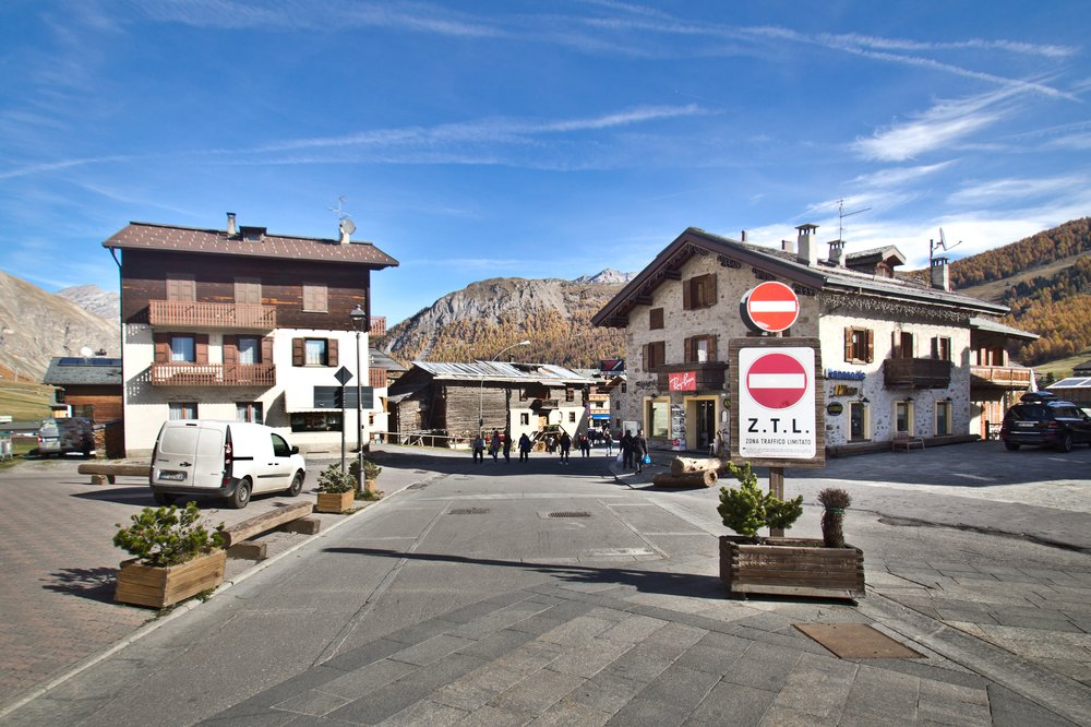 Livigno Shopping Tax free