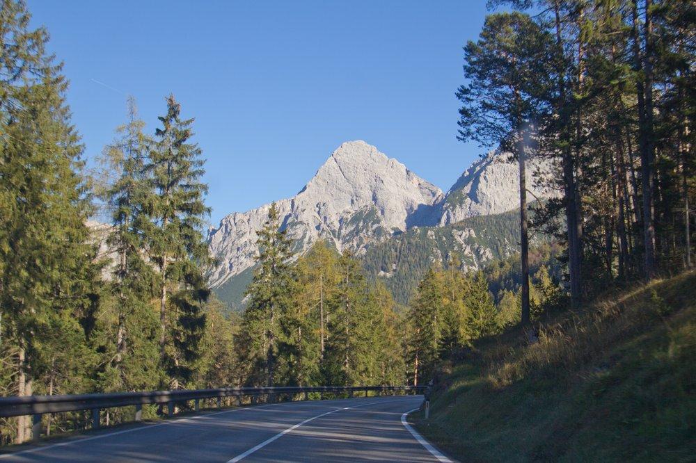 Zugspitze Garmisch Partenkirchen Zugspitzmassiv