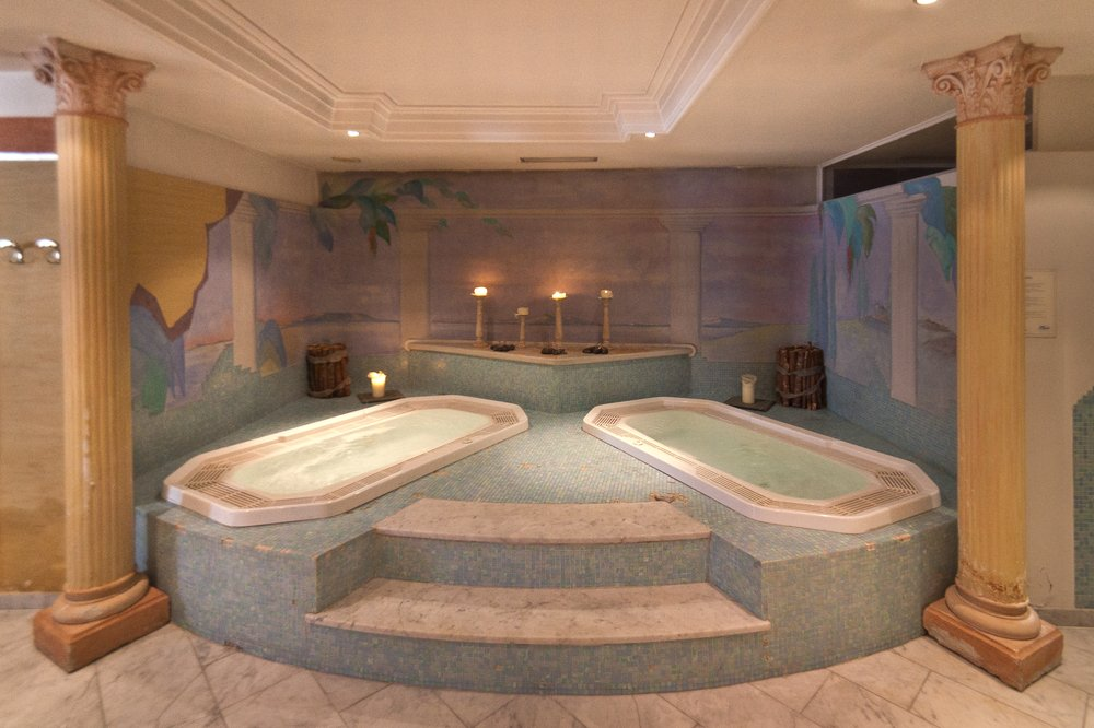 Whirlpool Spa Relax Entspannung Hotel Wellness Livigno