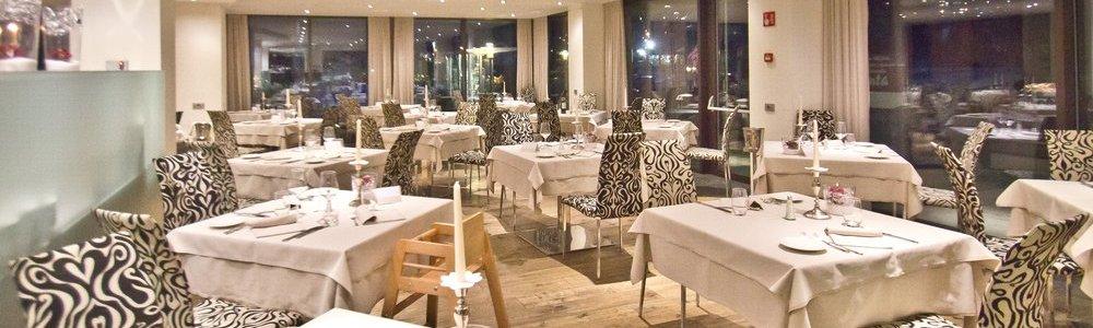 Hotel Concordia Restaurant Essen Livigno