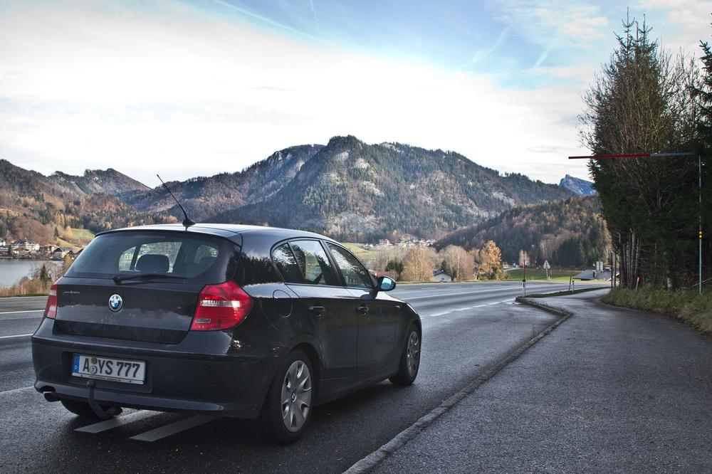 BMW Fuschlsee Österreich