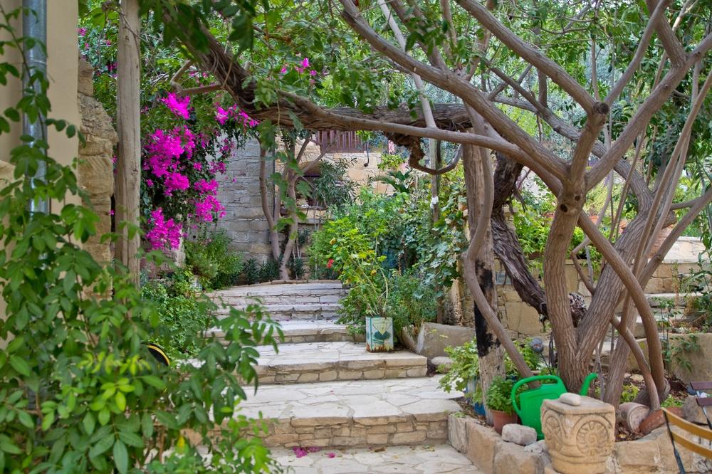 Eveleos Country House Tochni Zypern Haus