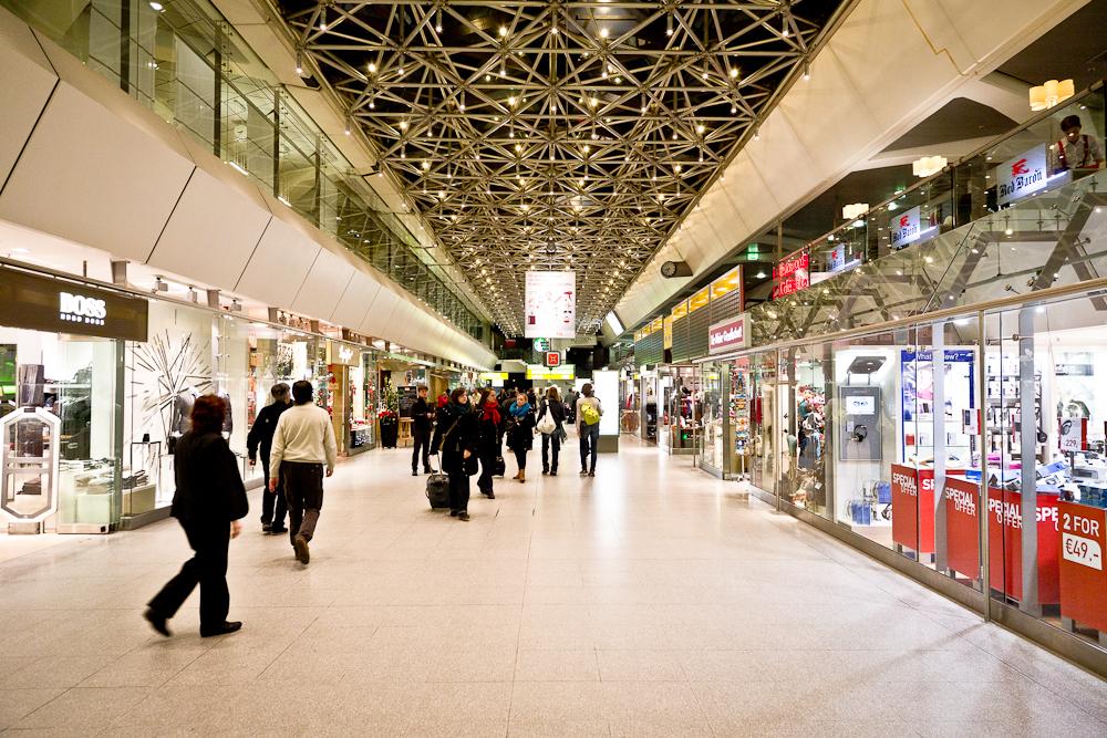 Flughafen Berlin Tegel Airport