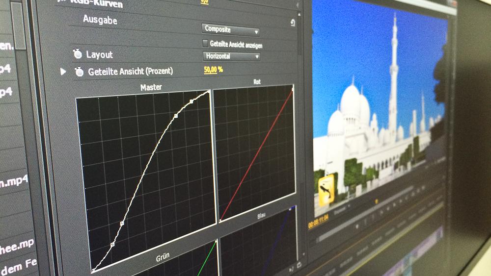 Adobe Premiere Reisevideo Reisedokumentation