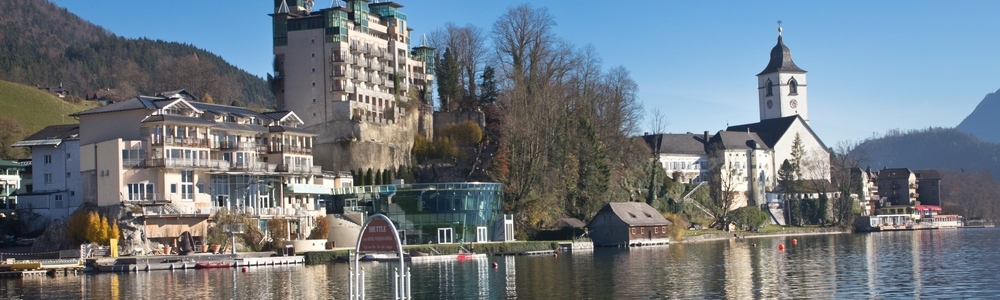See Spaziergang Wolfgangsee