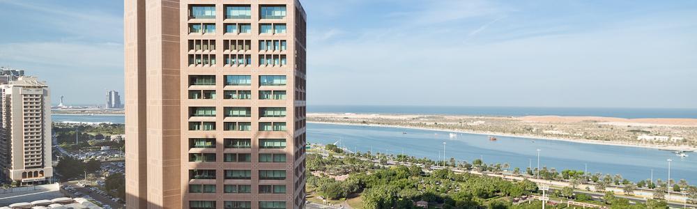 Corniche Abu Dhabi Le royal meridien