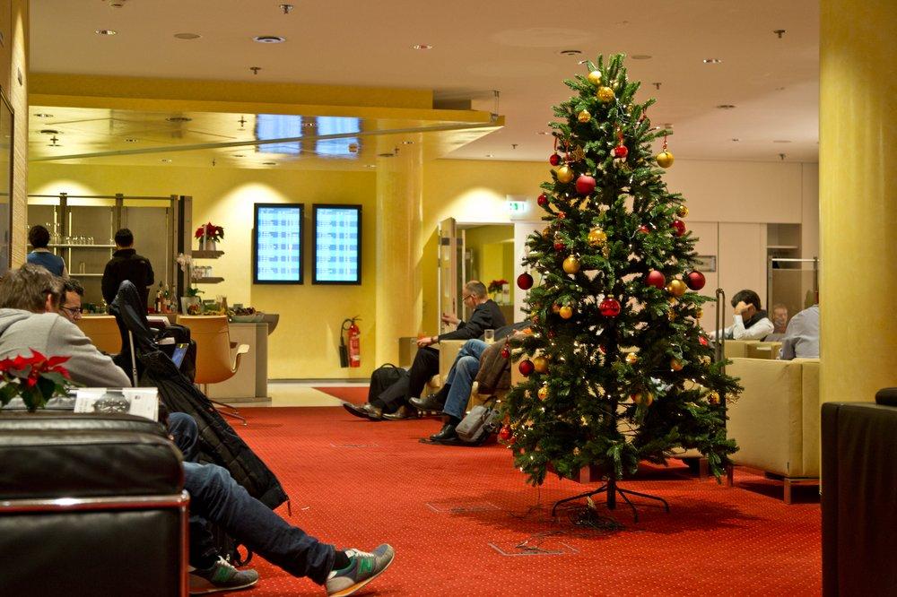 Atlantik Lounge Flughafen München Airport