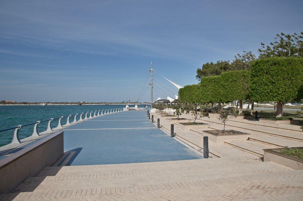 Corniche Lulu Island Abu Dhabi