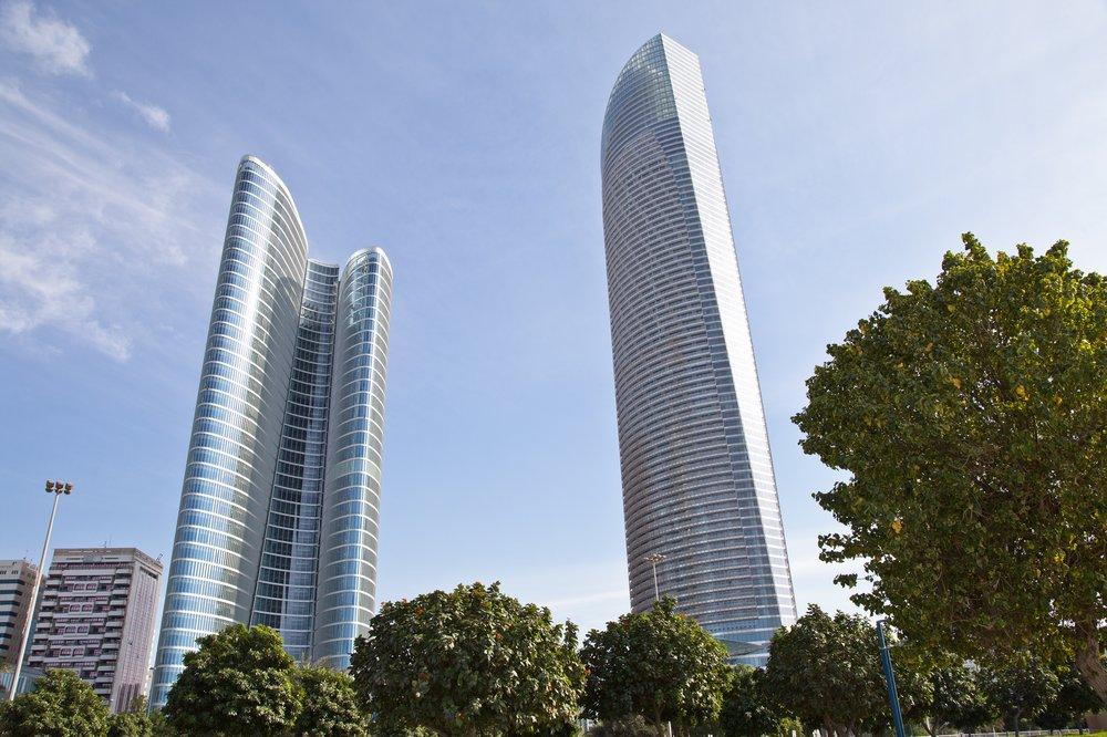 The Landmark Abu Dhabi Skyscraper Wolkenkratzer