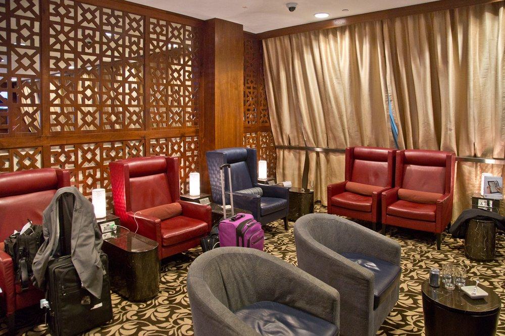 Al Dhabi Lounge Abu Dhabi Airport