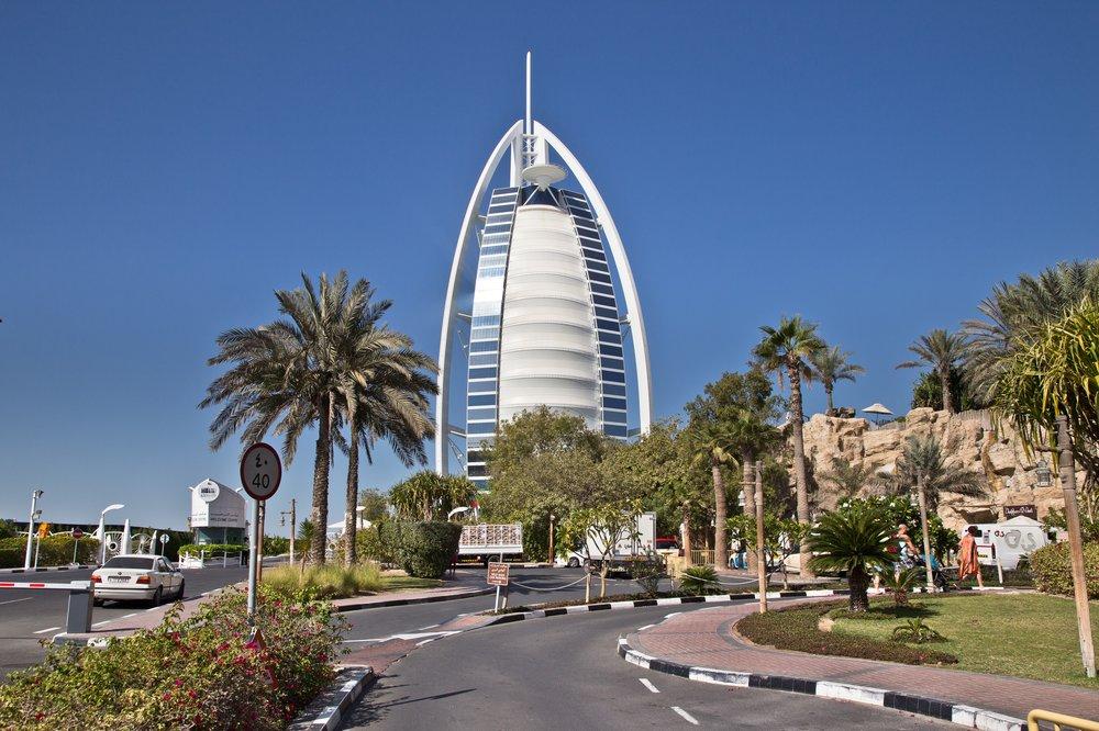 Burj Al Arab Luxushotel - Jumeirah