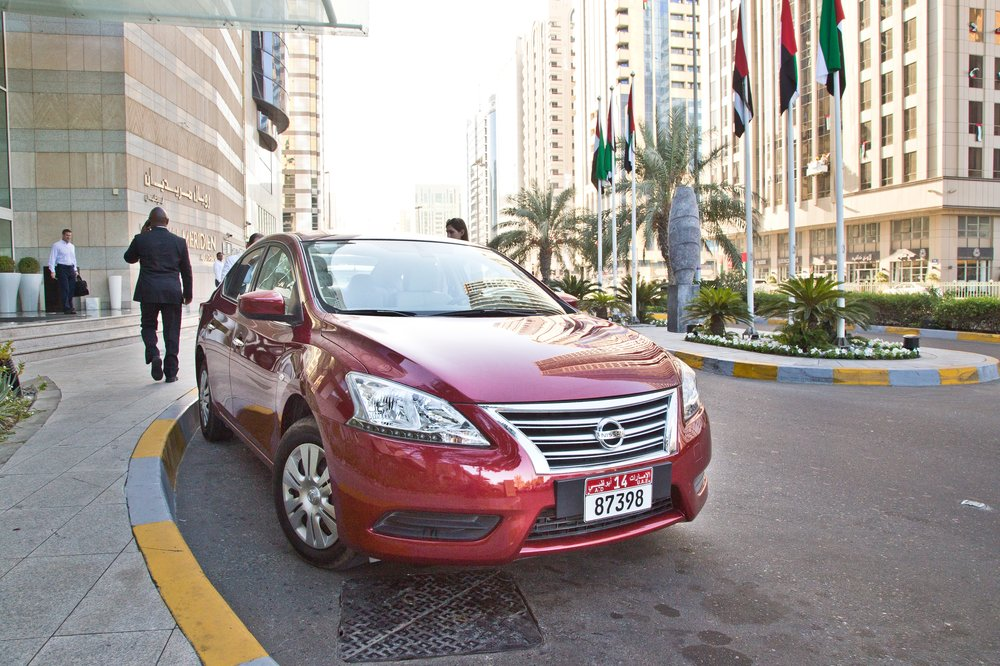Mietwagen Abu Dhabi Reise