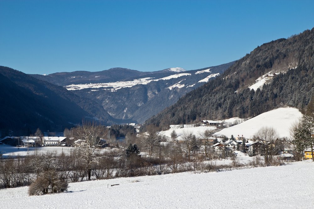 Pustertal Kronplatz Aussicht