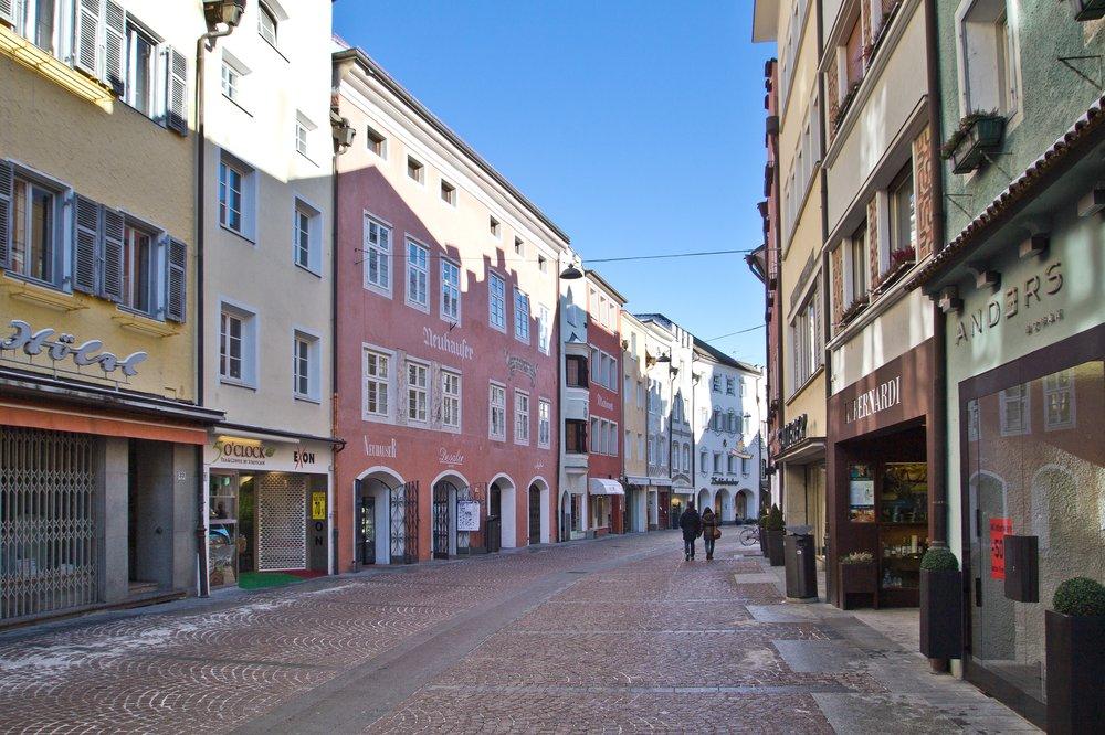 Bruneck Brunico Kronplatz Altstadt